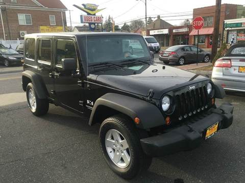 2008 Jeep Wrangler Unlimited for sale at Bel Air Auto Sales in Milford CT