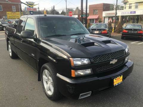 2003 Chevrolet Silverado 1500 SS for sale in Milford, CT