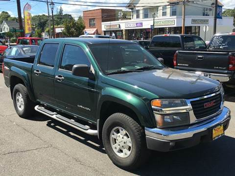 2005 GMC Canyon for sale in Milford, CT
