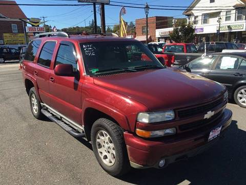 2003 Chevrolet Tahoe for sale in Milford, CT