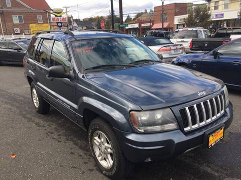 2004 Jeep Grand Cherokee for sale at Bel Air Auto Sales in Milford CT