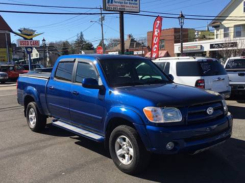 2006 Toyota Tundra for sale at Bel Air Auto Sales in Milford CT