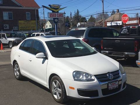 2009 Volkswagen Jetta for sale at Bel Air Auto Sales in Milford CT