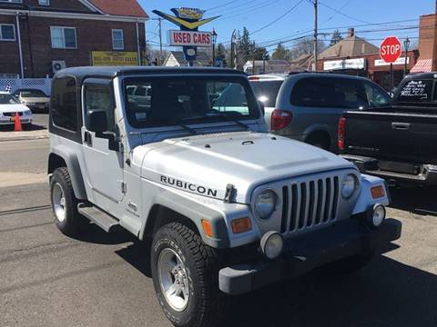 2006 Jeep Wrangler for sale at Bel Air Auto Sales in Milford CT
