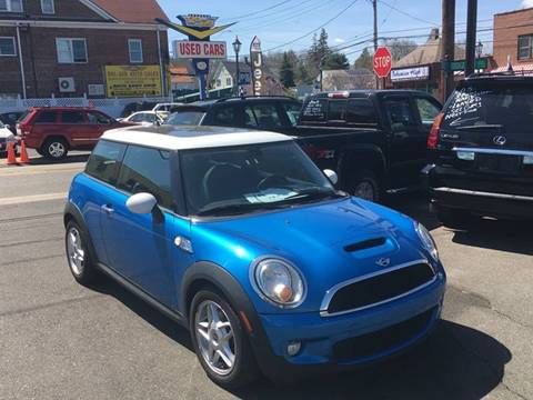 2007 MINI Cooper for sale at Bel Air Auto Sales in Milford CT
