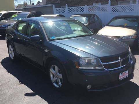 2008 Dodge Avenger for sale at Bel Air Auto Sales in Milford CT