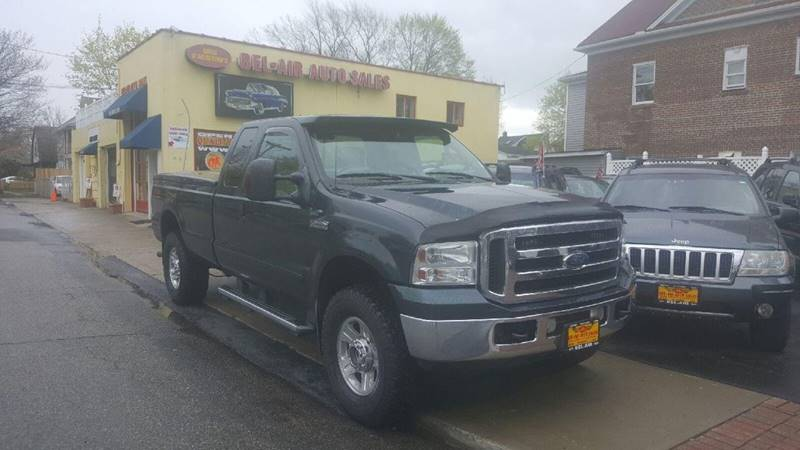 2005 Ford F-350 Super Duty 4dr SuperCab Lariat 4WD LB In Milford CT - Bel Air Auto Sales