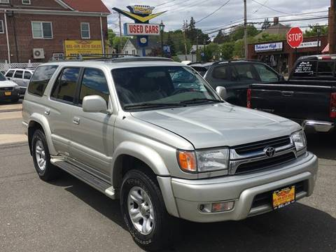 2002 Toyota 4Runner for sale at Bel Air Auto Sales in Milford CT