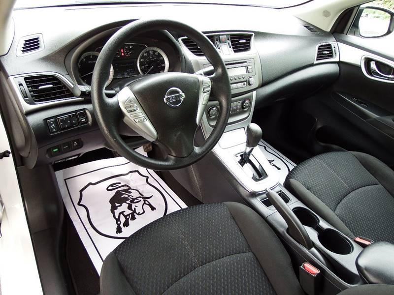 2013 Nissan Sentra SR 4dr Sedan - Kearny NJ