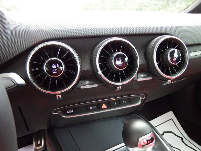 2017 Audi TTS AWD 2.0T quattro 2dr Coupe - Kearny NJ