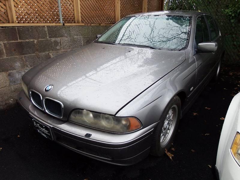 Used 2002 BMW 5 Series, $3900