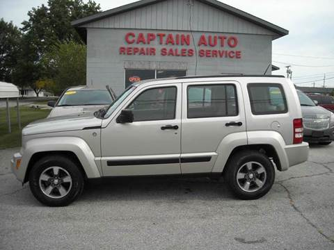 2008 Jeep Liberty for sale in Bluffton, IN