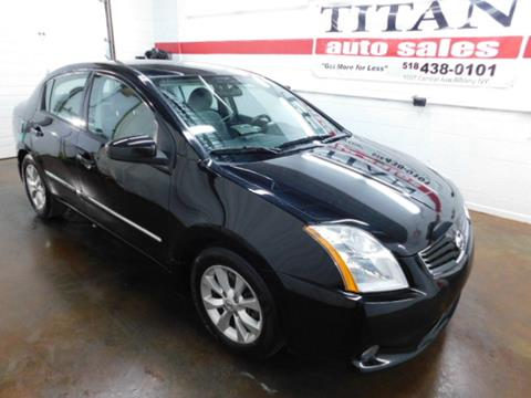 2010 Nissan Sentra for sale in Albany, NY