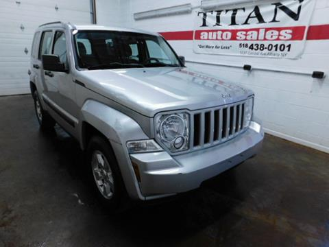 2012 Jeep Liberty for sale in Albany, NY