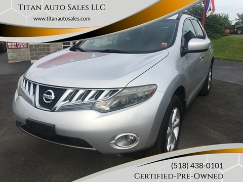2010 Nissan Murano for sale in Albany, NY