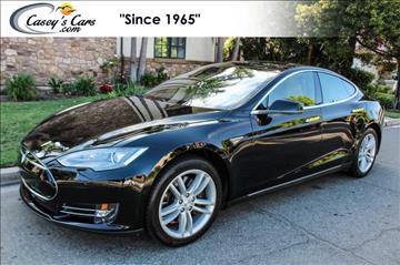 2015 Tesla Model S for sale in Hermosa Beach, CA