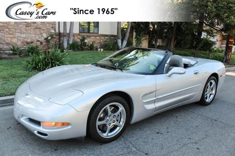 2003 Chevrolet Corvette for sale in Hermosa Beach, CA