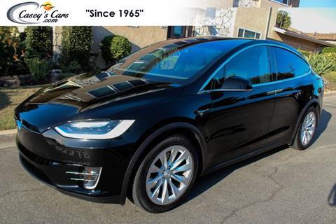 2017 Tesla Model X for sale in Hermosa Beach, CA