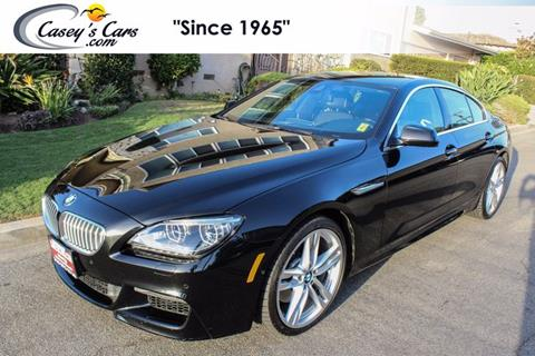 2013 BMW 6 Series for sale in Hermosa Beach, CA