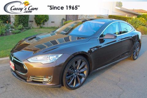 2013 Tesla Model S for sale in Hermosa Beach, CA