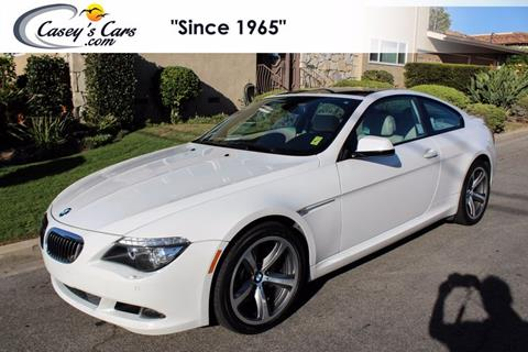 2010 BMW 6 Series for sale in Hermosa Beach, CA