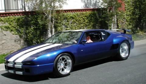 1972 De Tomaso Pantera for sale in Hermosa Beach, CA
