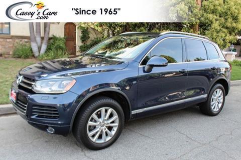 2013 Volkswagen Touareg for sale in Hermosa Beach, CA