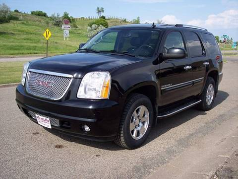 2008 GMC Yukon for sale in Valley City, ND