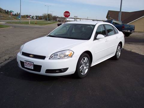 2011 Chevrolet Impala for sale in Valley City, ND