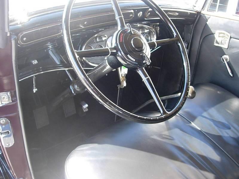 1931 Cadillac Convertible 10