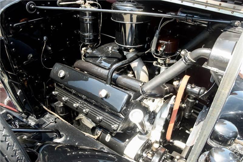1931 Cadillac Convertible 16