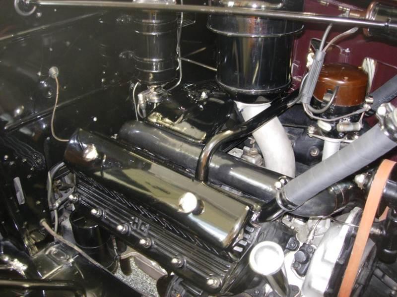 1931 Cadillac Convertible 17
