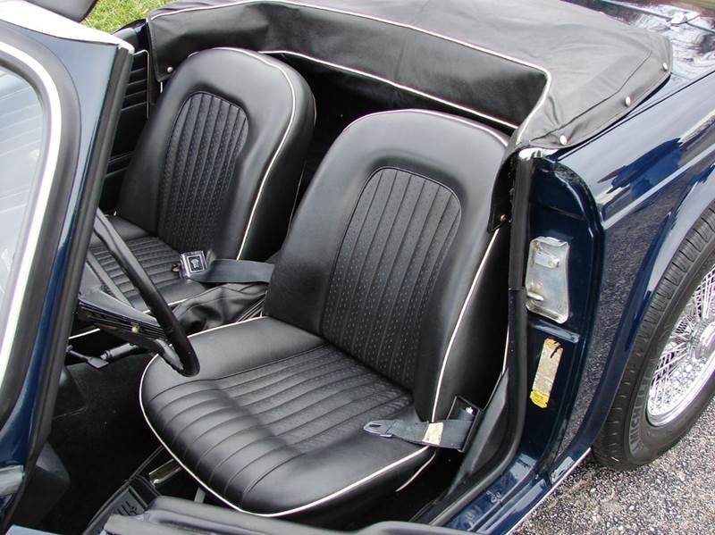 1968 Triumph TR250 5