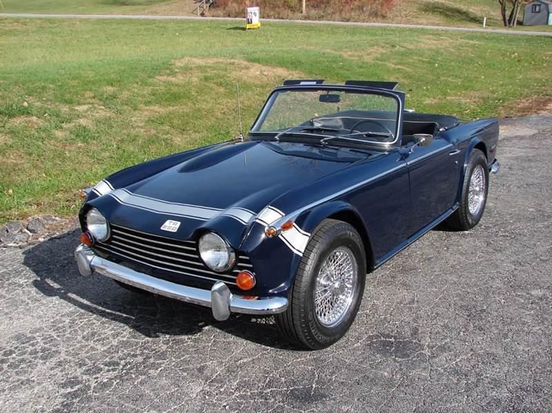 1968 Triumph TR250 12