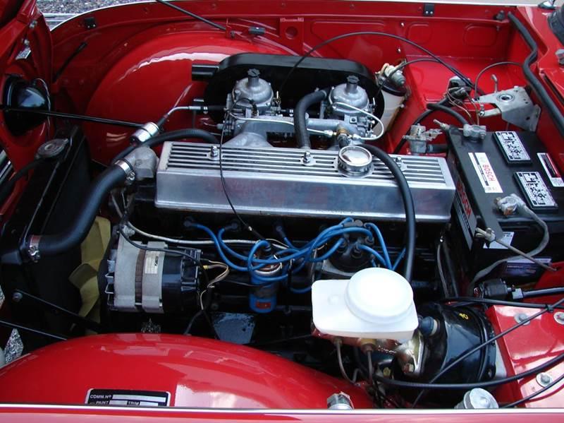 1968 Triumph TR250 9