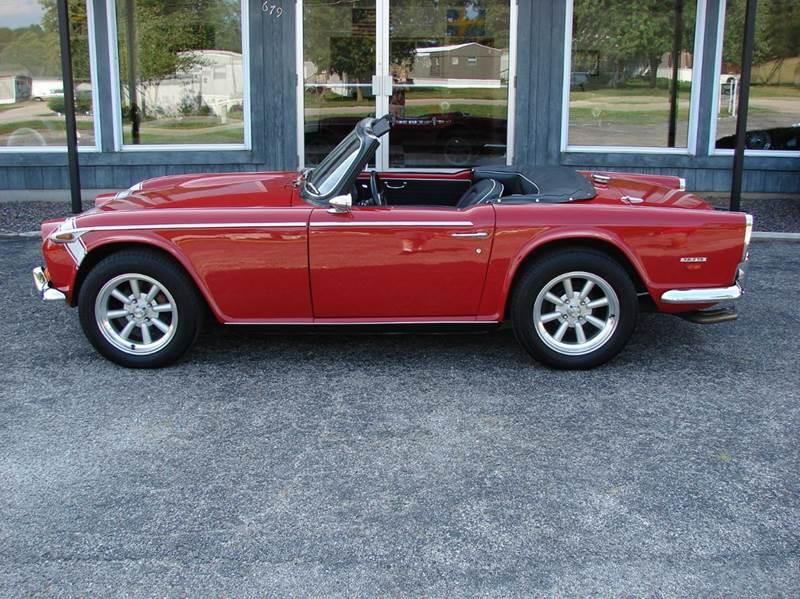 1968 Triumph TR250 11