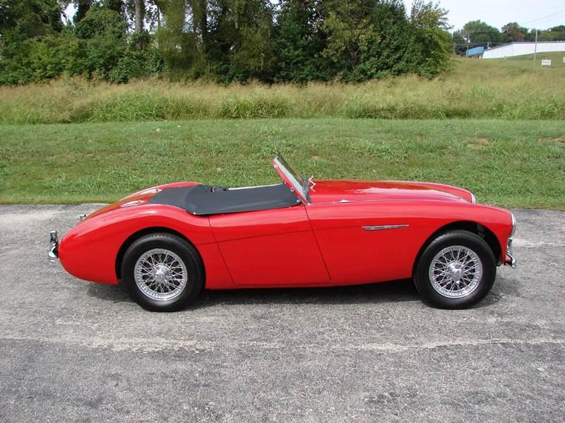1954 Austin-Healey 100-4 1