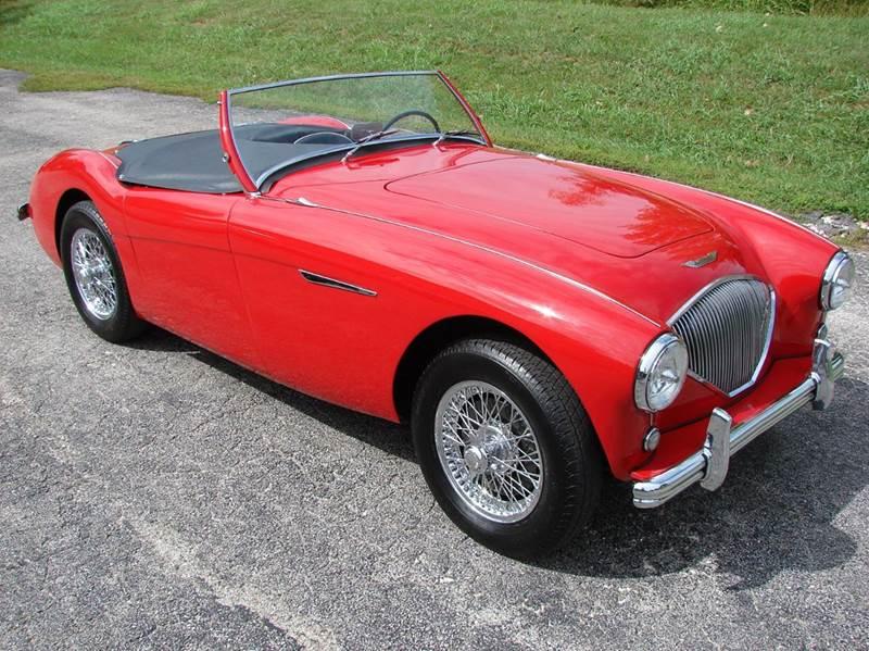 1954 Austin-Healey 100-4 2