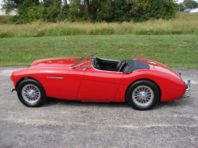 1954 Austin-Healey 100-4 10