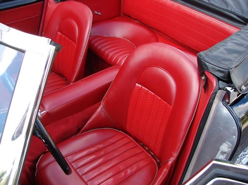 1965 Austin-Healey 3000 MK III BJ8 4