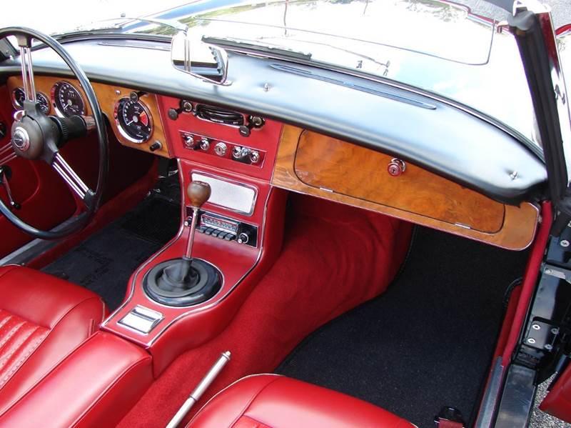 1965 Austin-Healey 3000 MK III BJ8 7