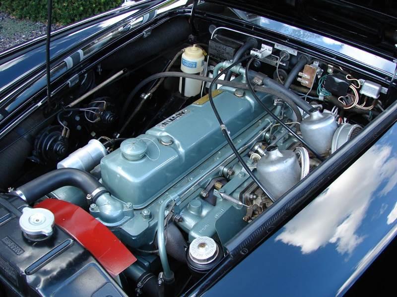 1965 Austin-Healey 3000 MK III BJ8 10
