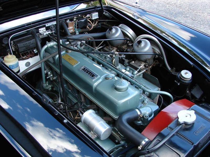 1965 Austin-Healey 3000 MK III BJ8 11