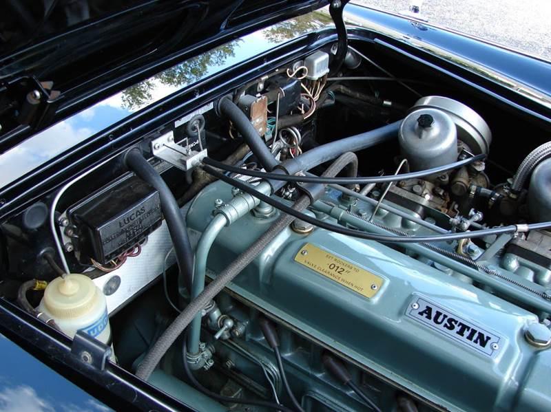 1965 Austin-Healey 3000 MK III BJ8 12