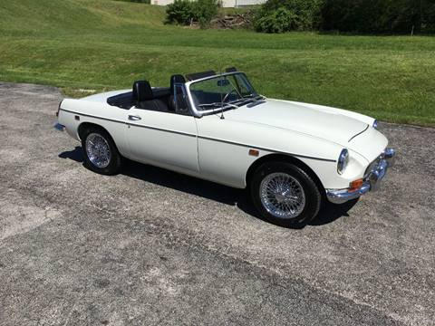 1969 MG MGC for sale in Washington, MO