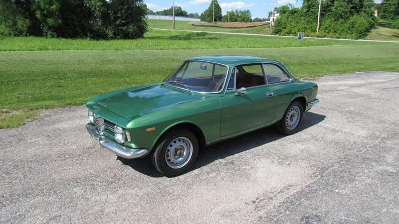 1967 Alfa Romeo Giulia 1