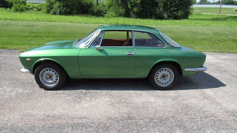 1967 Alfa Romeo Giulia 2