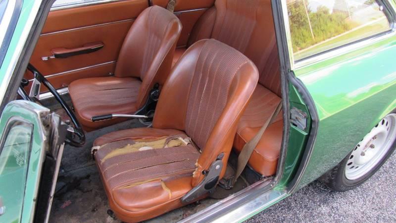 1967 Alfa Romeo Giulia 7