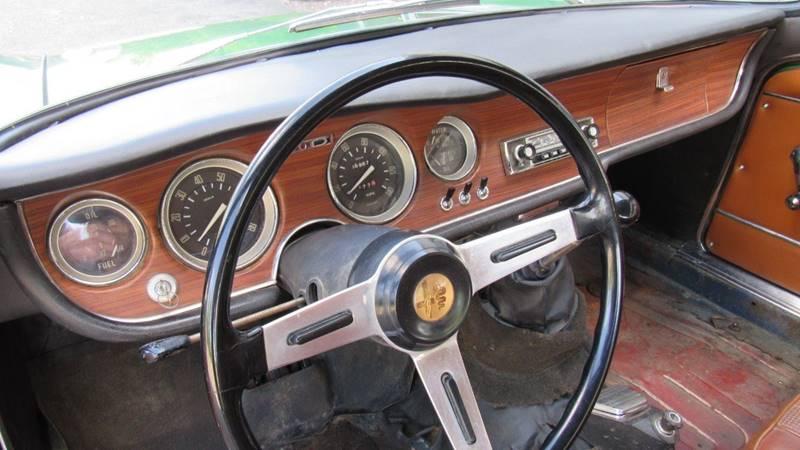 1967 Alfa Romeo Giulia 8