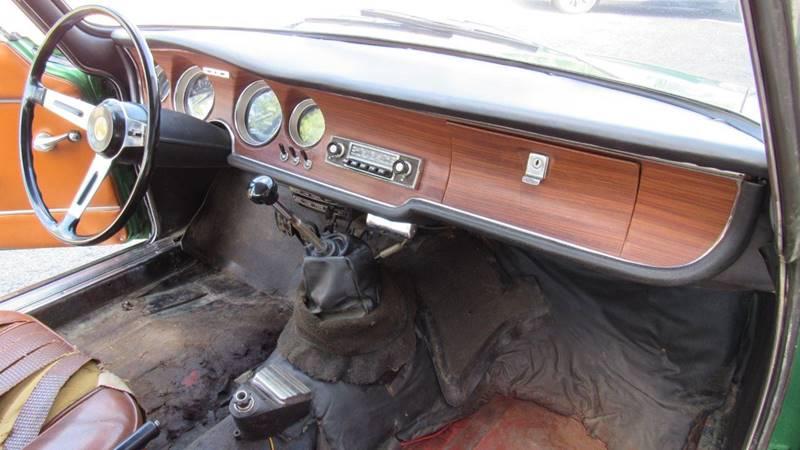 1967 Alfa Romeo Giulia 9